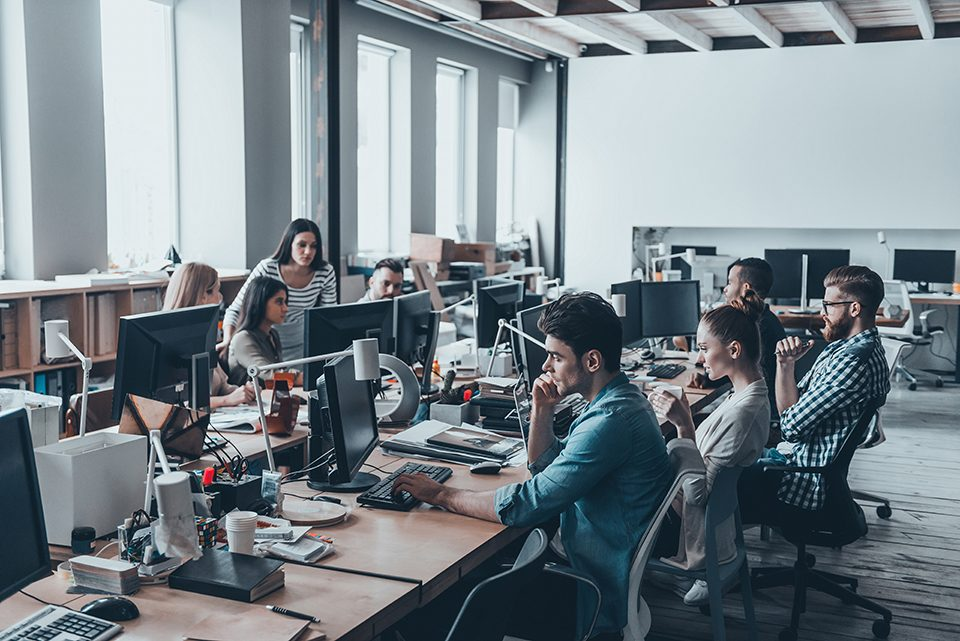 Collaboration im Call Center optimieren