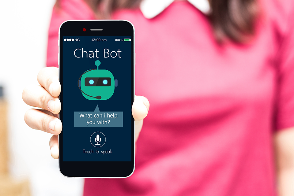 Chatbots Call Center